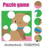 puzzle for toddlers matching