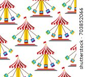 hurricane carnival game icon | Shutterstock .eps vector #703852066