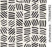 seamless freehand pattern....   Shutterstock .eps vector #703866982