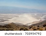 death valley national park  us... | Shutterstock . vector #703954792