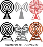 connection signs | Shutterstock .eps vector #70398925