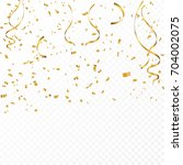 celebration background template ... | Shutterstock .eps vector #704002075