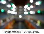 bokeh light from building with... | Shutterstock . vector #704031982
