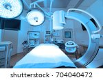 equipment and medical devices... | Shutterstock . vector #704040472