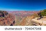 Landscape In The Grand Canyon ...