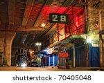 bangkok downtown | Shutterstock . vector #70405048