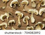 dried mushrooms  non