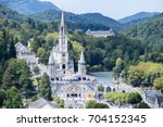 Lourdes  A French City In Whic...
