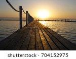 sun rise | Shutterstock . vector #704152975