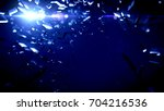 beautiful fragments of glass... | Shutterstock . vector #704216536