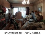 Apartment Of A Pensioner Who...