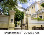 macau historic area | Shutterstock . vector #704283736