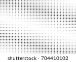 abstract halftone dotted... | Shutterstock .eps vector #704410102