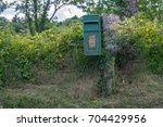 editorial use only  irish... | Shutterstock . vector #704429956