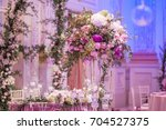Wedding Decoration With Flower...