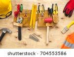 tools | Shutterstock . vector #704553586
