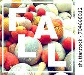 fall | Shutterstock . vector #704668012