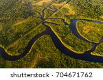 amazon rainforest in brazil | Shutterstock . vector #704671762
