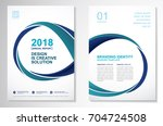 template vector design for... | Shutterstock .eps vector #704724508