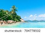 in a blue heaven divine...   Shutterstock . vector #704778532