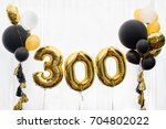 decoration for 300 | Shutterstock . vector #704802022