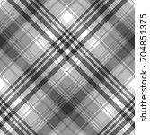 gray black white pixel check...   Shutterstock .eps vector #704851375