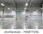 shutter door or roller door and ... | Shutterstock . vector #704877256