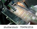 vision sensor  camera  for... | Shutterstock . vector #704961016