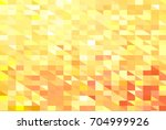 bright abstract mosaic golden... | Shutterstock . vector #704999926
