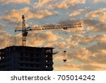 Construction Of The Building A...