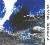 liquid acrylic paint  liquid...   Shutterstock . vector #705100786