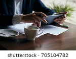 business men                    ...   Shutterstock . vector #705104782