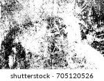 distressed spray grainy overlay ... | Shutterstock .eps vector #705120526