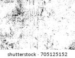 distressed spray grainy overlay ... | Shutterstock .eps vector #705125152