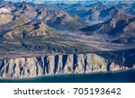 Rugged coastline Katmai National Park, Alaska, USA