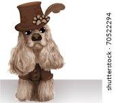 fashion dog   Shutterstock . vector #70522294