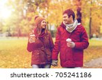 love  relationships  season and ... | Shutterstock . vector #705241186