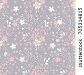 delicate texture in small... | Shutterstock .eps vector #705314815
