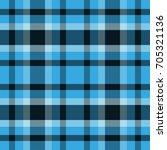 seamless tartan plaid pattern.  ... | Shutterstock .eps vector #705321136