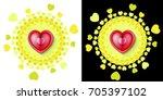 vector image illustration of...   Shutterstock .eps vector #705397102