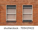 Window Bars And Closed Windows...