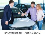 car. | Shutterstock . vector #705421642