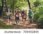 Trekking  Camping And Wild Lif...