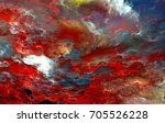 the colors in the series  fancy ... | Shutterstock . vector #705526228