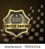vector illustration of premium... | Shutterstock .eps vector #705531916