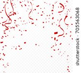 celebration background template ... | Shutterstock .eps vector #705563068