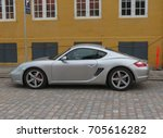 copenhagen  denmark   circa... | Shutterstock . vector #705616282