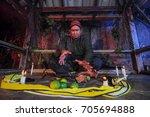 kedah  malaysia   august 28 ...   Shutterstock . vector #705694888
