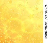 vector star abstract background ... | Shutterstock .eps vector #705703075