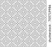 ethnic seamless surface pattern ... | Shutterstock .eps vector #705719986